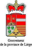 Gouverneur de la Province de Liège