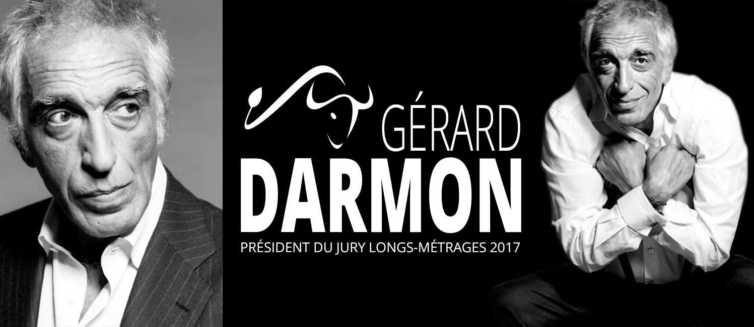 Gérard Darmon président FIFCL 2017