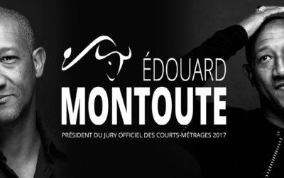 Edouard Montoute, Président du Jury des courts métrages !