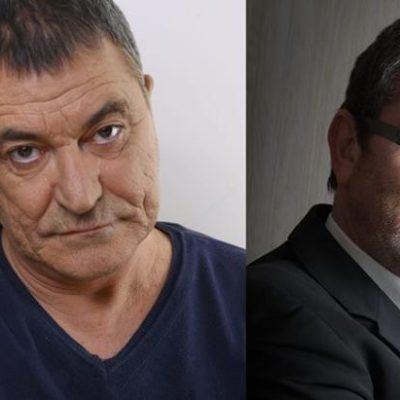 Renaud Rutten et Jean-Marie Bigard
