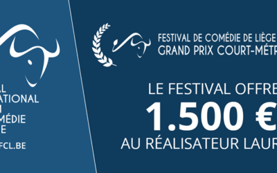 1500€ offered for the best short film!