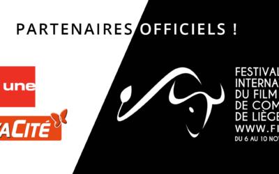 La Une and VivaCité partners of the FIFCL!