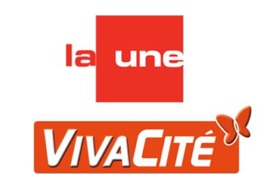 La Une et VivaCité partenaires du FIFCL !