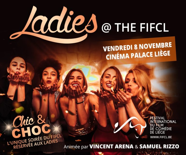 Ladies at the FIFCL