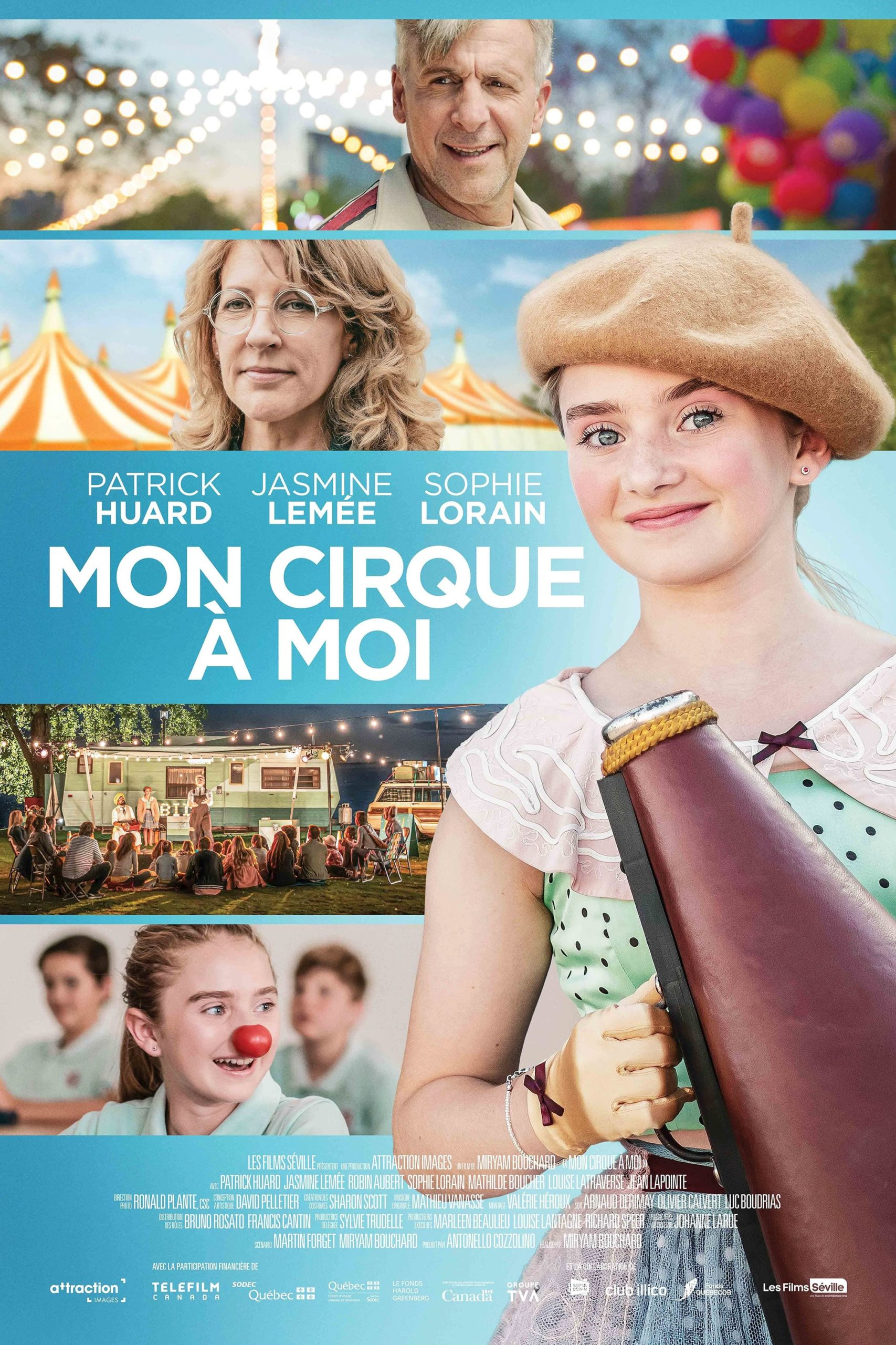 Mon cirque à moi